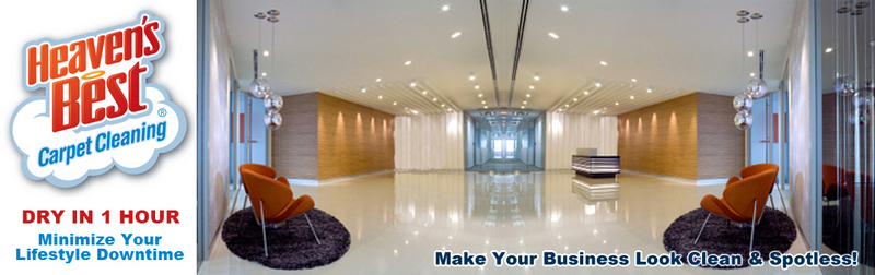 Commercial Business Office Cleaning_Carpet Cleaning Tifton Georgia_Heaven's Best Banner 1