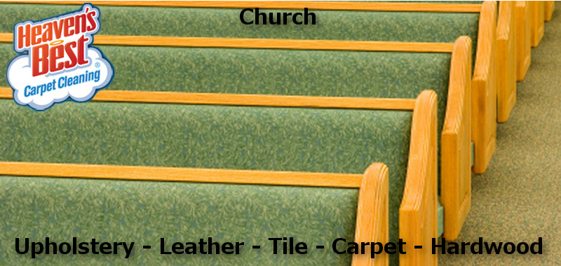 Commercial Cleaning Company for Church